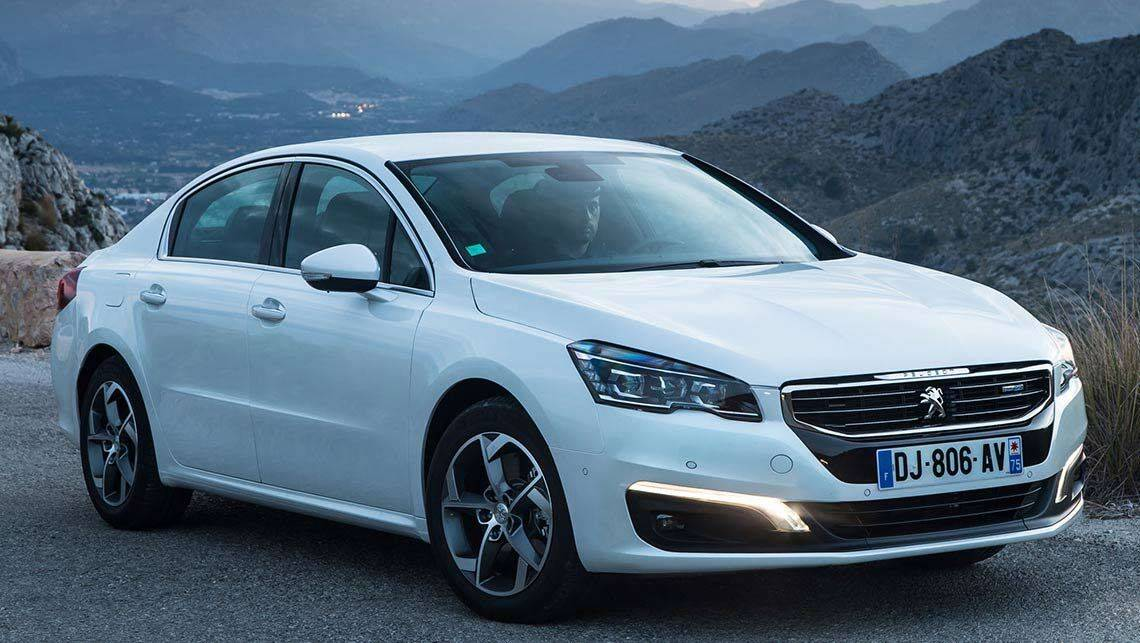 Peugeot 508 Sedan Review 2015 | CarsGuide