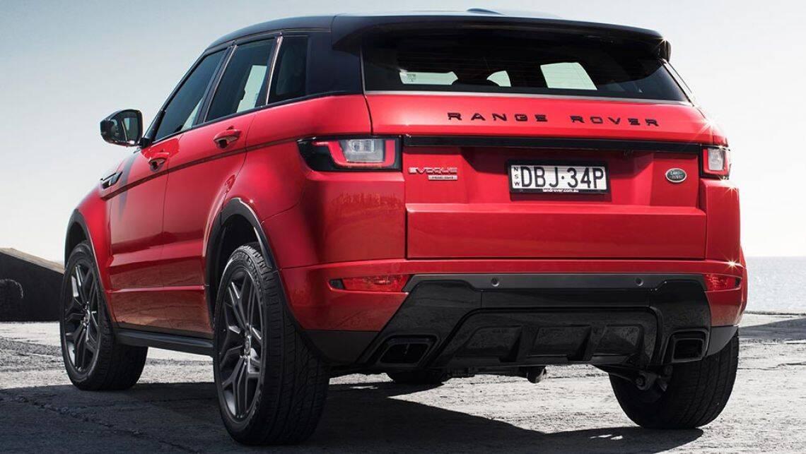 2016 range rover evoque td4 180 hse dynamic review road. Black Bedroom Furniture Sets. Home Design Ideas