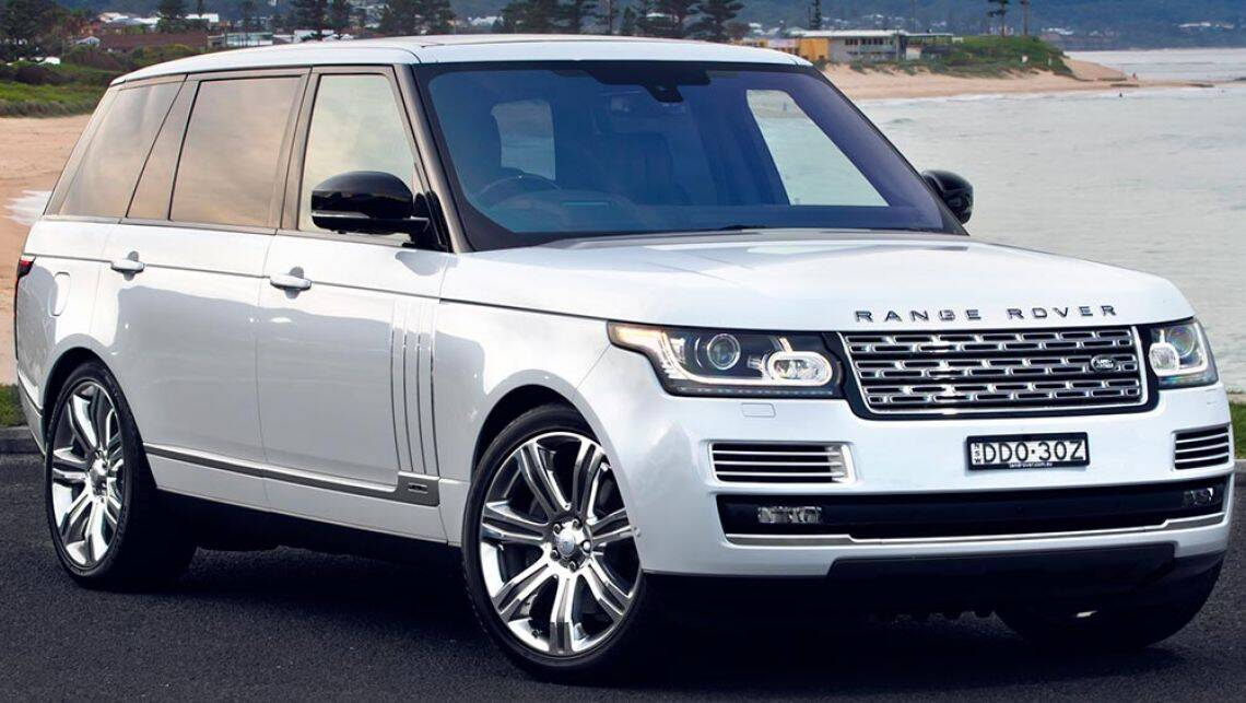 2016 land rover range rover svautobiography review first drive carsguide. Black Bedroom Furniture Sets. Home Design Ideas
