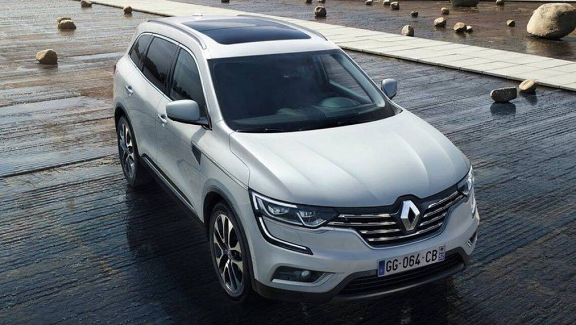 2016 renault koleos to hit australia first in august car. Black Bedroom Furniture Sets. Home Design Ideas