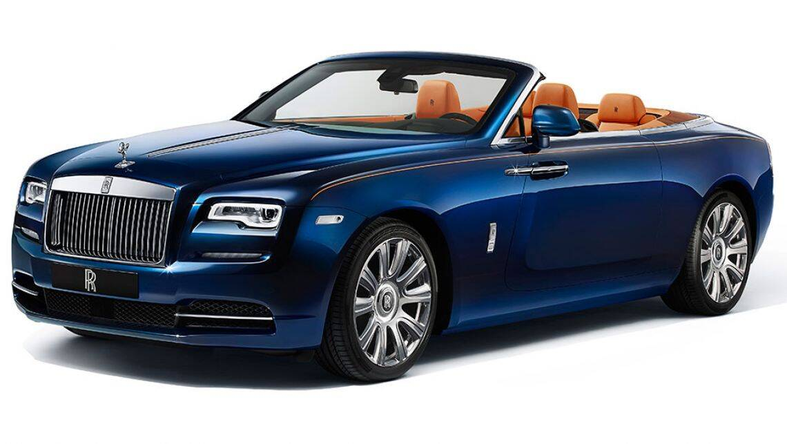 rolls royce dawn convertible revealed car news carsguide. Black Bedroom Furniture Sets. Home Design Ideas
