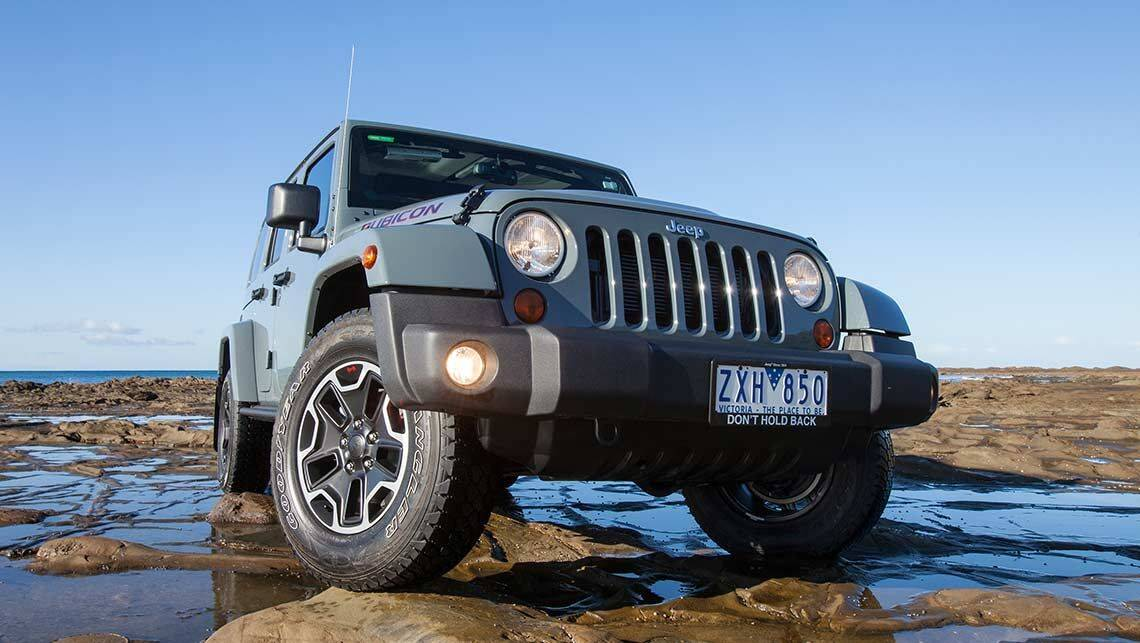 2014 jeep wrangler rubicon review carsguide. Black Bedroom Furniture Sets. Home Design Ideas