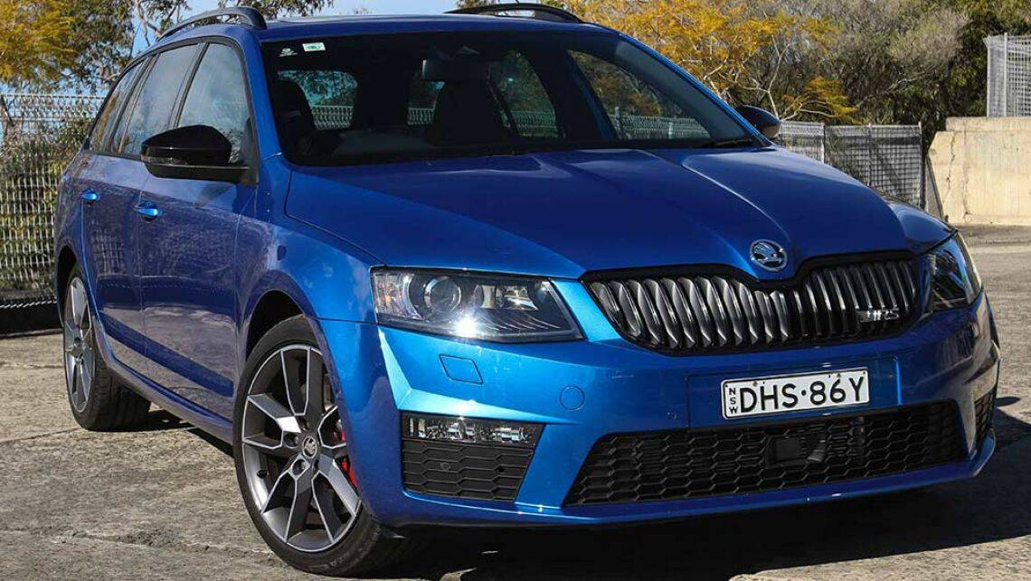 skoda octavia rs 162tsi wagon 2016 review road test. Black Bedroom Furniture Sets. Home Design Ideas