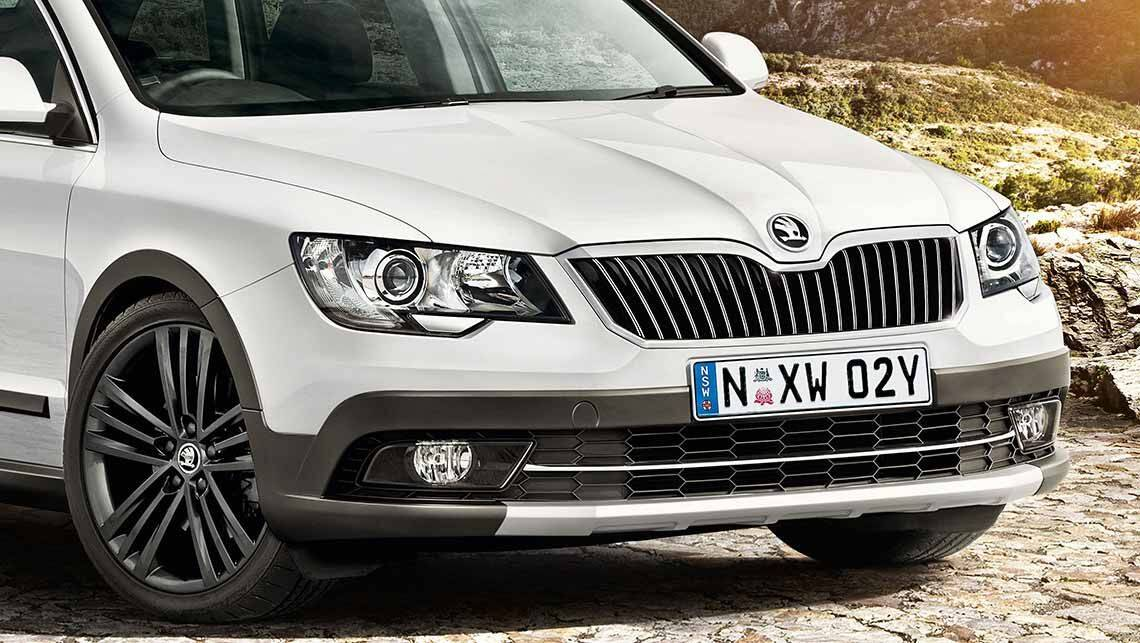 skoda superb 4x4 outdoor 2015 review carsguide. Black Bedroom Furniture Sets. Home Design Ideas
