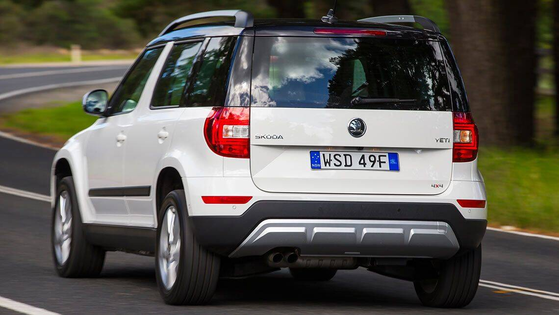 2014 skoda yeti outdoor 2 0 tdi awd review carsguide. Black Bedroom Furniture Sets. Home Design Ideas