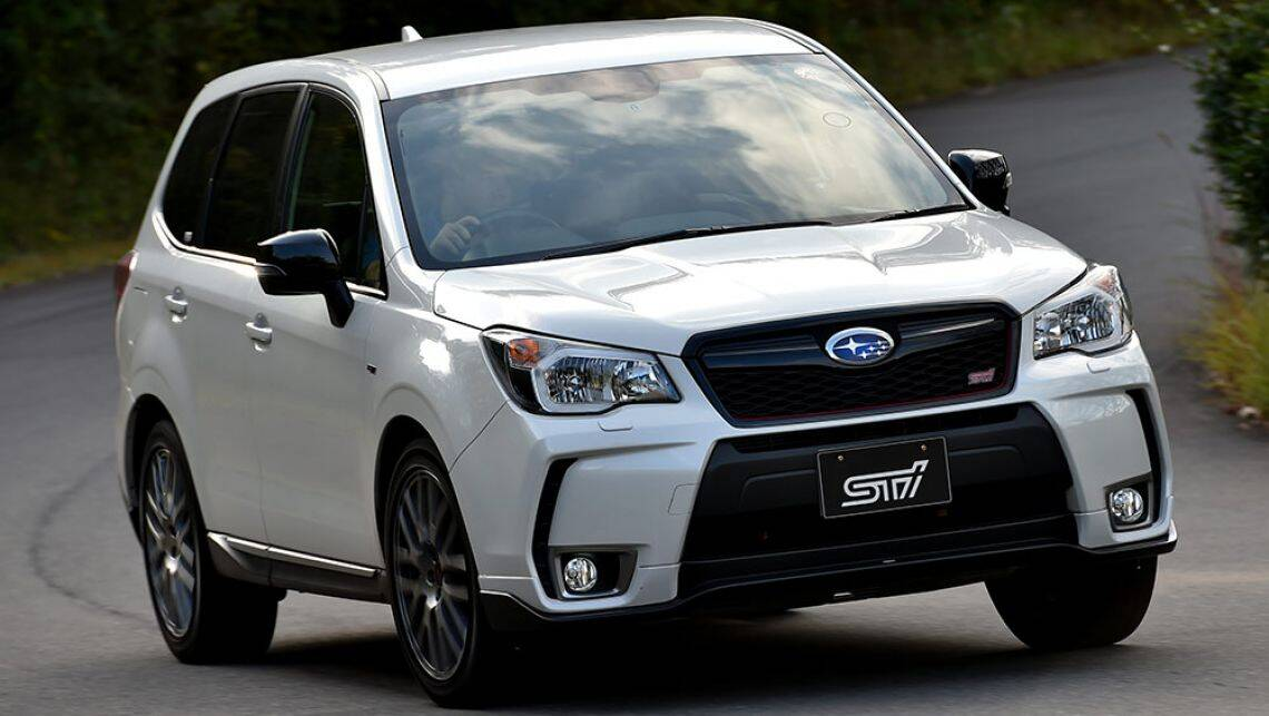 subaru forester ts 2016 review first local drive carsguide. Black Bedroom Furniture Sets. Home Design Ideas