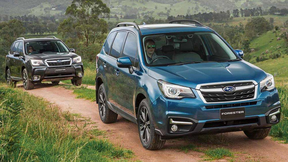 2016 subaru forester review road test carsguide. Black Bedroom Furniture Sets. Home Design Ideas