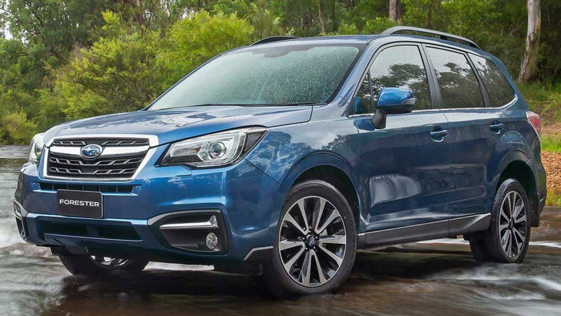2016 Subaru Forester 2 5i S Review Road Test Carsguide