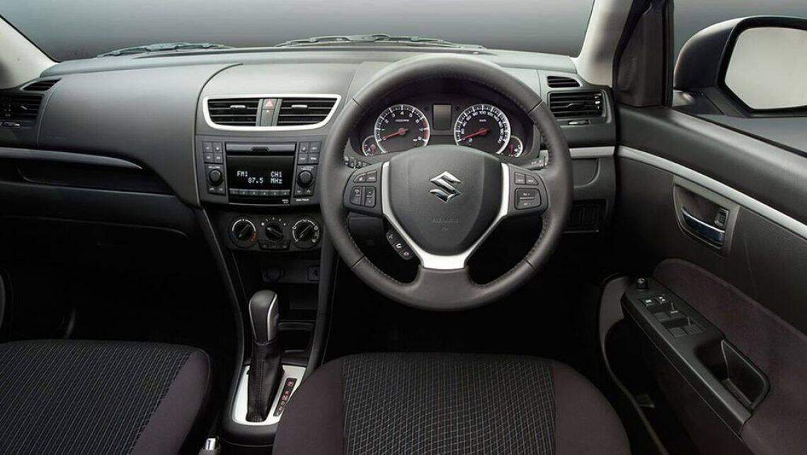 Suzuki Swift Glx Navigator Interior