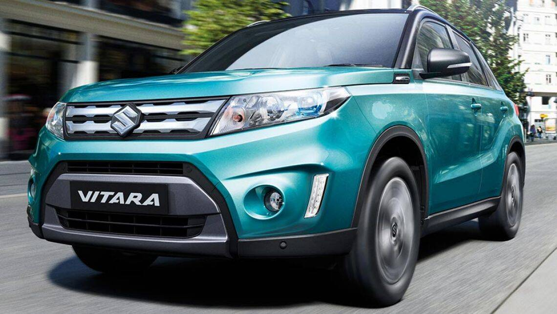 suzuki vitara rt x diesel 2016 review first drive carsguide. Black Bedroom Furniture Sets. Home Design Ideas