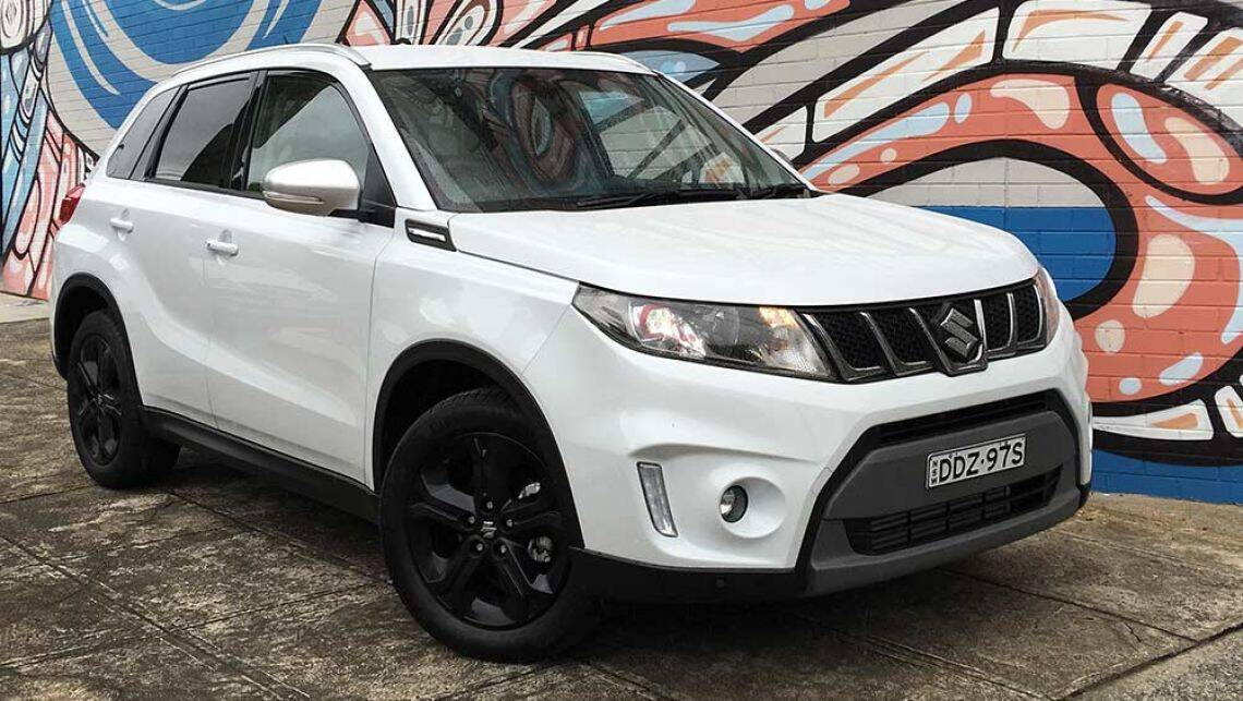 2016 suzuki vitara s turbo review first drive carsguide. Black Bedroom Furniture Sets. Home Design Ideas