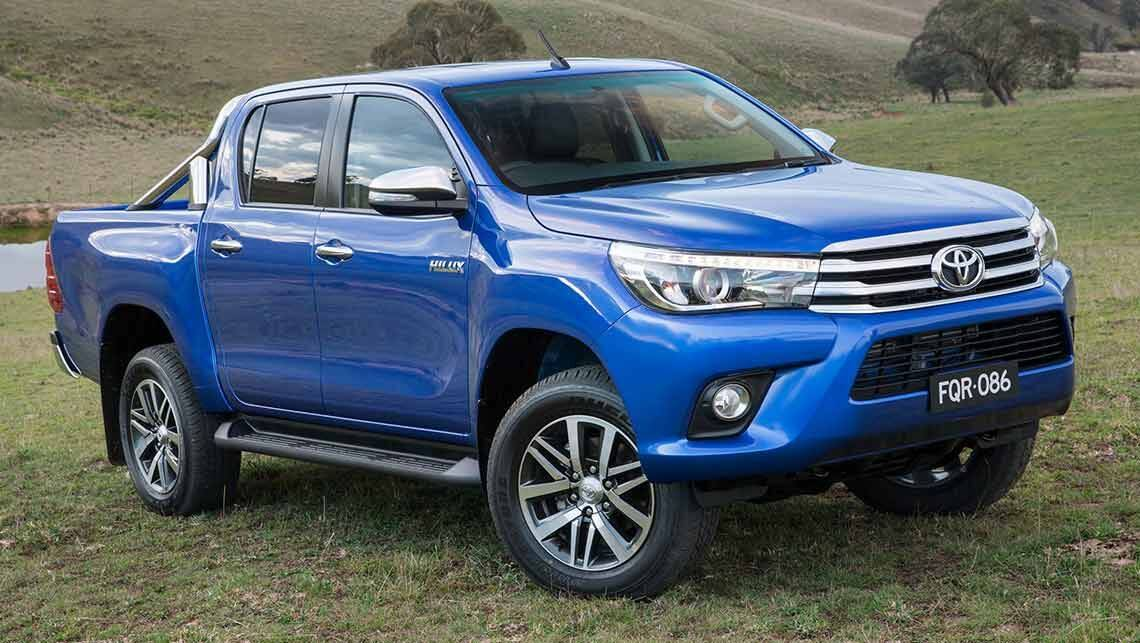 2015 Toyota HiLux revealed | video- Car News | CarsGuide