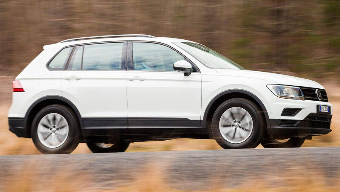 volkswagen tiguan 2017 review first australian drive video carsguide. Black Bedroom Furniture Sets. Home Design Ideas