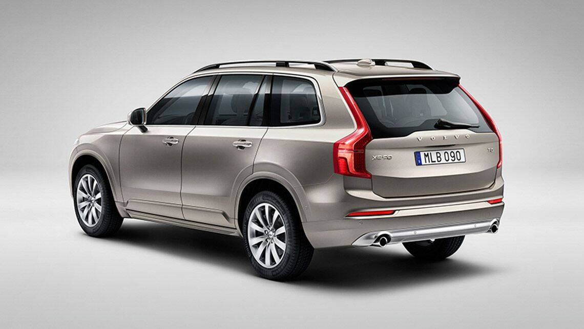 2015 volvo xc90 review first drive carsguide. Black Bedroom Furniture Sets. Home Design Ideas