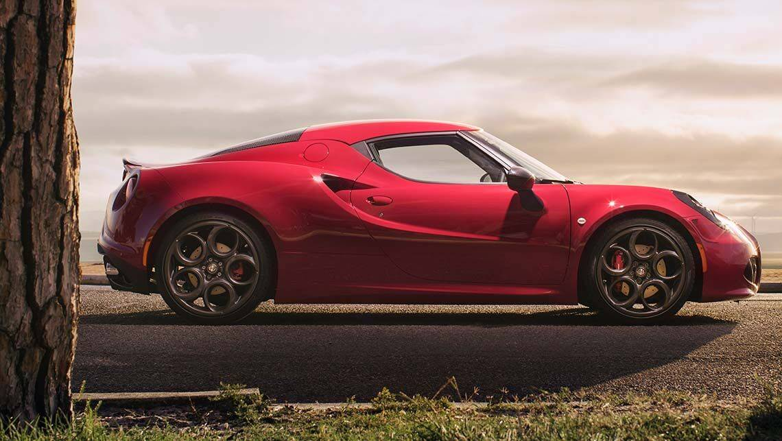 2015 alfa romeo 4c review carsguide. Black Bedroom Furniture Sets. Home Design Ideas