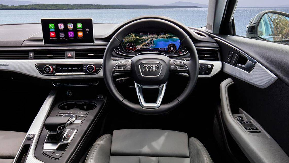 audi a4 allroad quattro 2016 review first drive carsguide. Black Bedroom Furniture Sets. Home Design Ideas