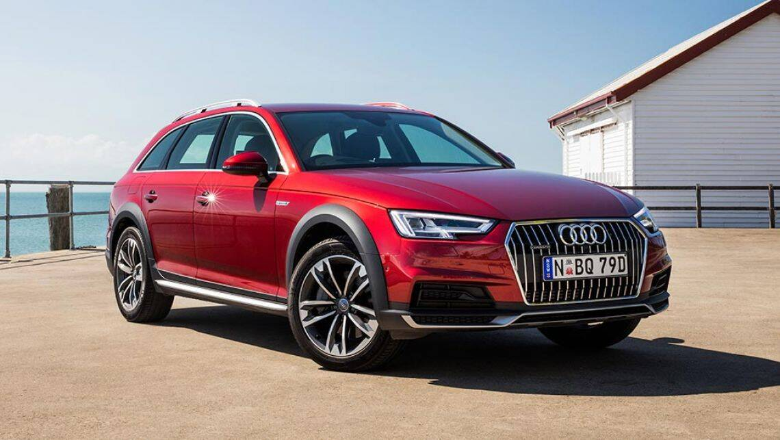 Audi Q4 Review >> Audi A4 Allroad Quattro 2016 review | first drive video | CarsGuide