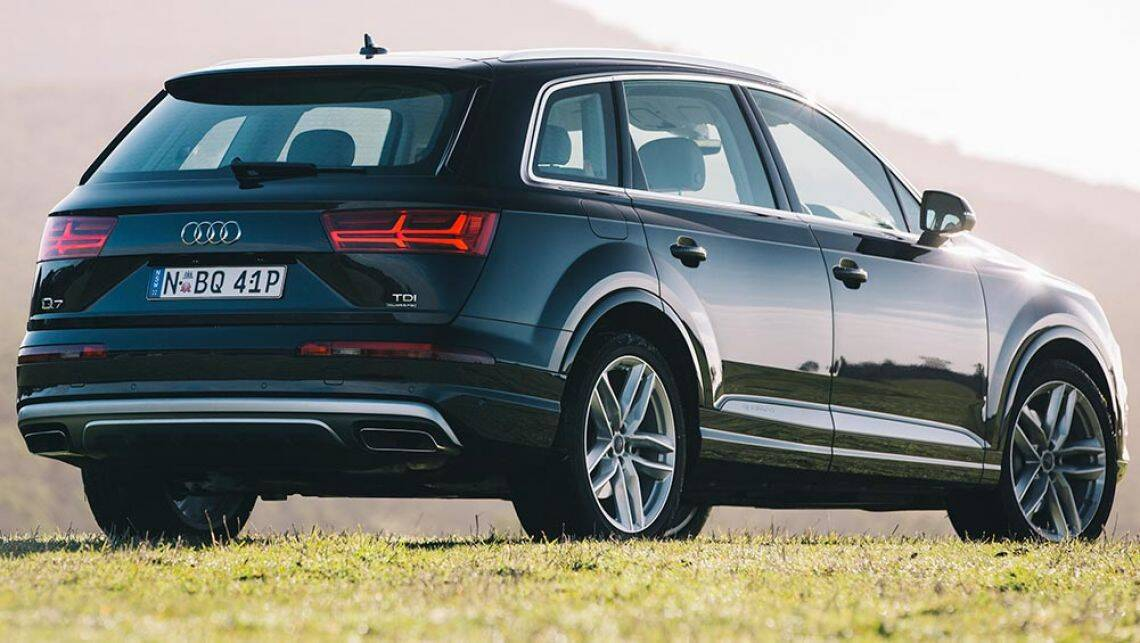 2015 Audi Q7 Tdi 200 Review Road Test Carsguide