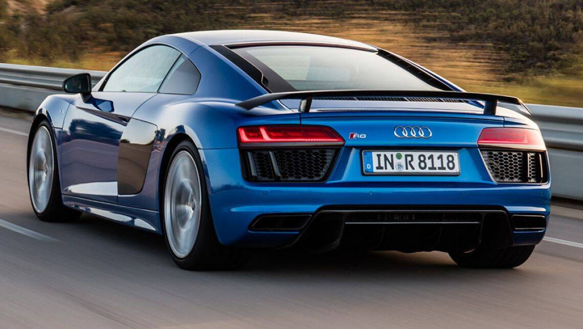 Audi R8 Coupe 2016 Review Carsguide