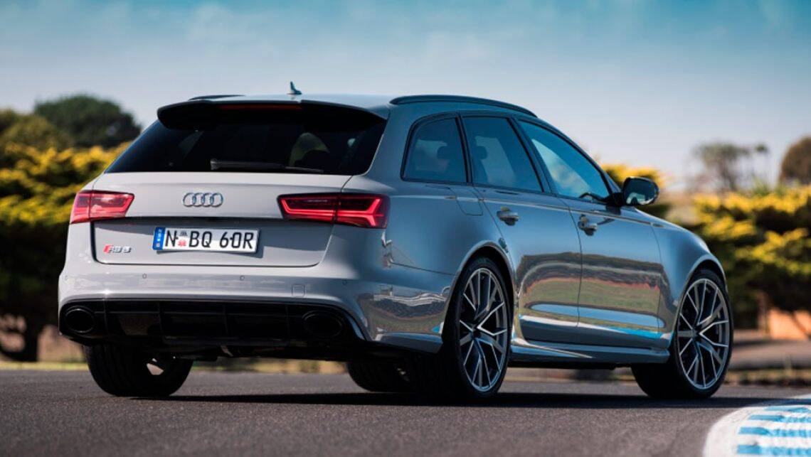 audi rs6 avant 2016 review road test carsguide. Black Bedroom Furniture Sets. Home Design Ideas