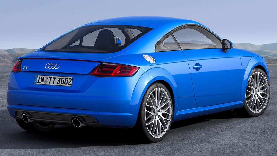 2015 audi tt and tts review first drive carsguide. Black Bedroom Furniture Sets. Home Design Ideas
