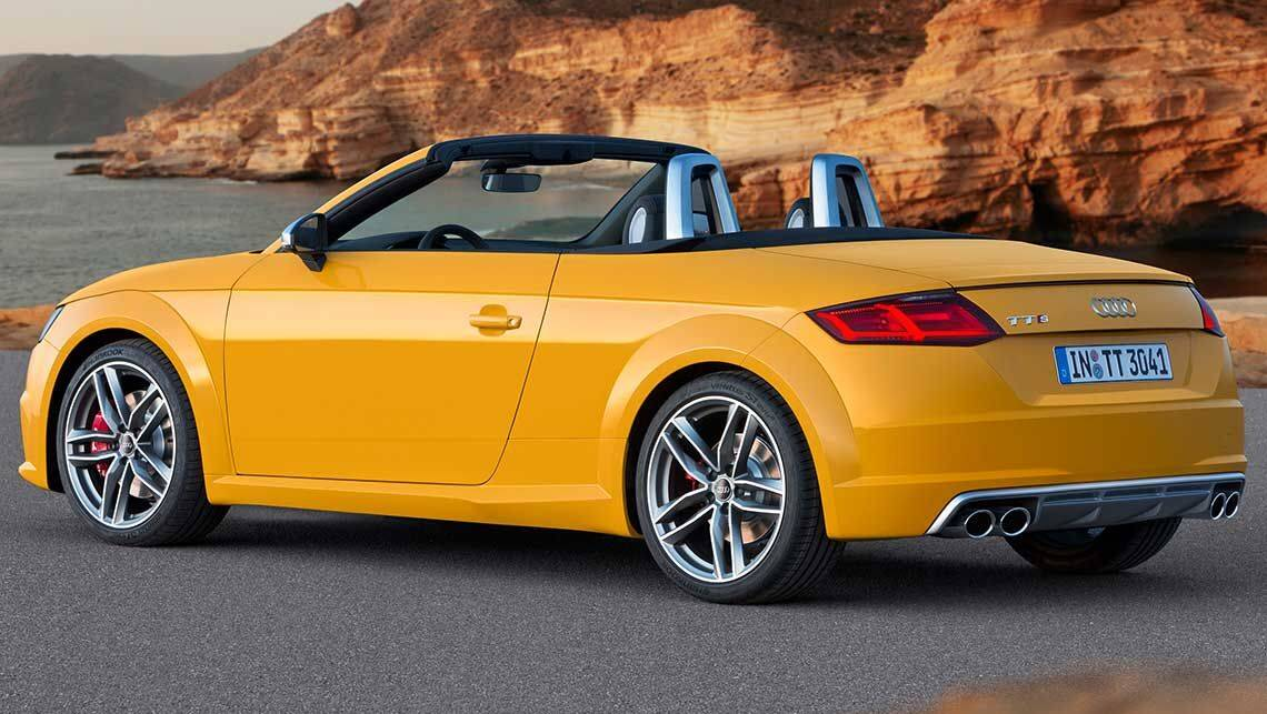 2015 audi tt roadster revealed car news carsguide. Black Bedroom Furniture Sets. Home Design Ideas