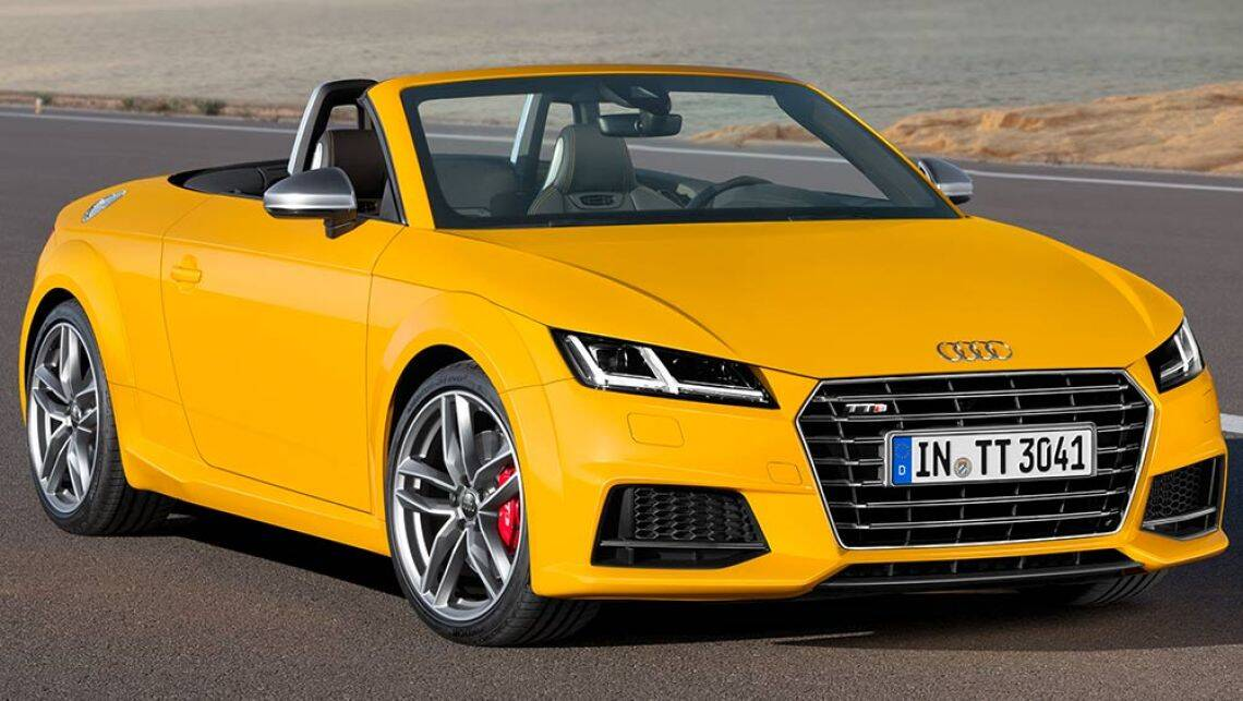 Audi TTS Roadster 2016 review | road test | CarsGuide