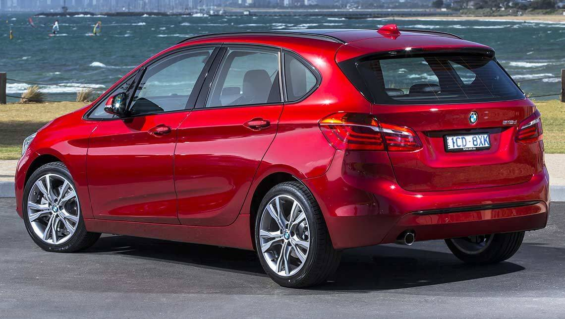 2015 bmw 218d active tourer review carsguide. Black Bedroom Furniture Sets. Home Design Ideas