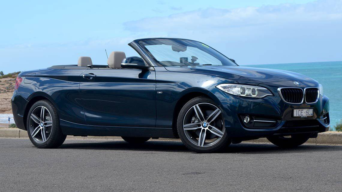 bmw 220i convertible review 2015 carsguide. Black Bedroom Furniture Sets. Home Design Ideas