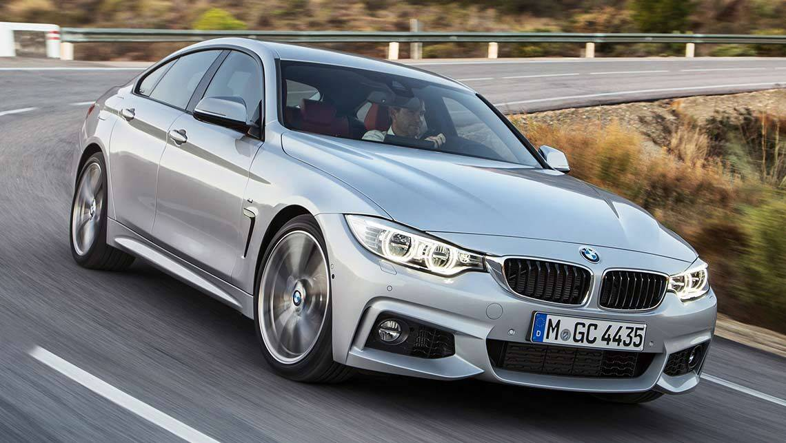 2014 bmw 435i gran coupe m sport review carsguide. Black Bedroom Furniture Sets. Home Design Ideas
