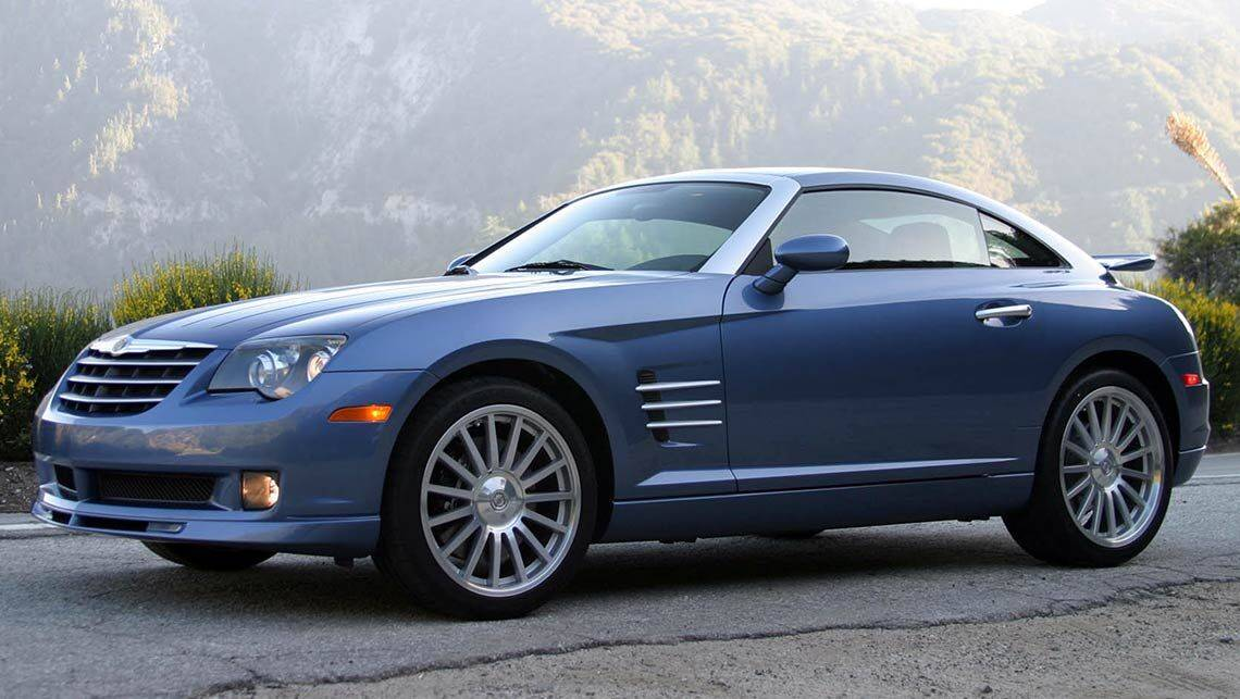 chrysler crossfire used review 2003 2009 carsguide. Black Bedroom Furniture Sets. Home Design Ideas