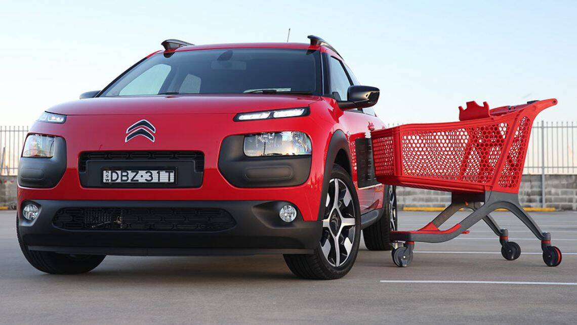 2016 citroen c4 cactus manual review road test carsguide. Black Bedroom Furniture Sets. Home Design Ideas
