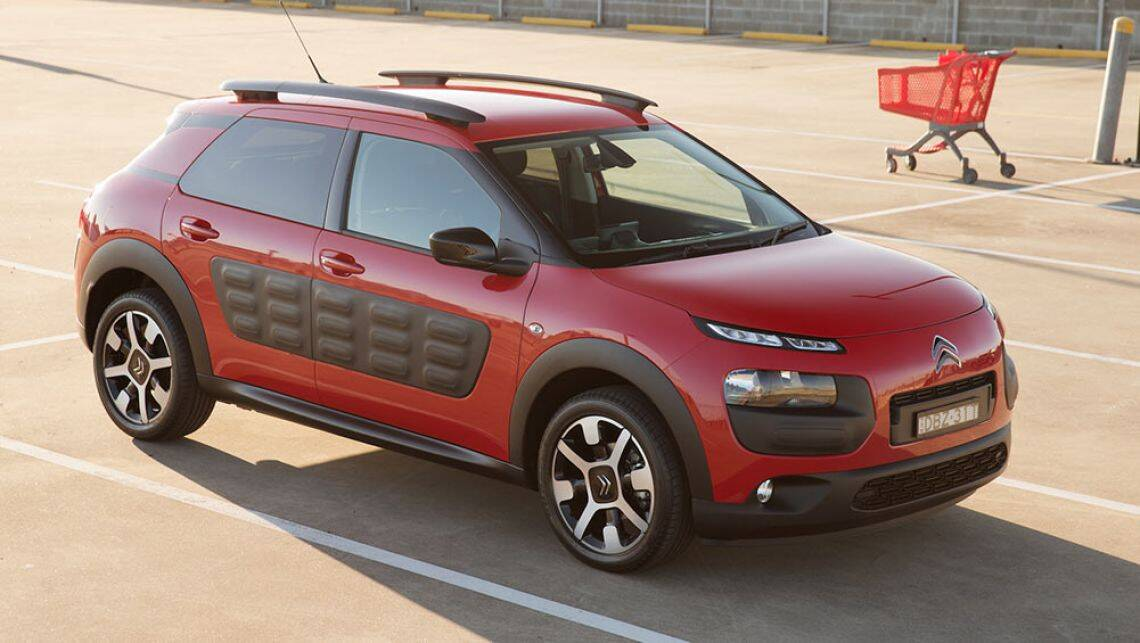 2016 citroen c4 cactus review first australian drive carsguide. Black Bedroom Furniture Sets. Home Design Ideas
