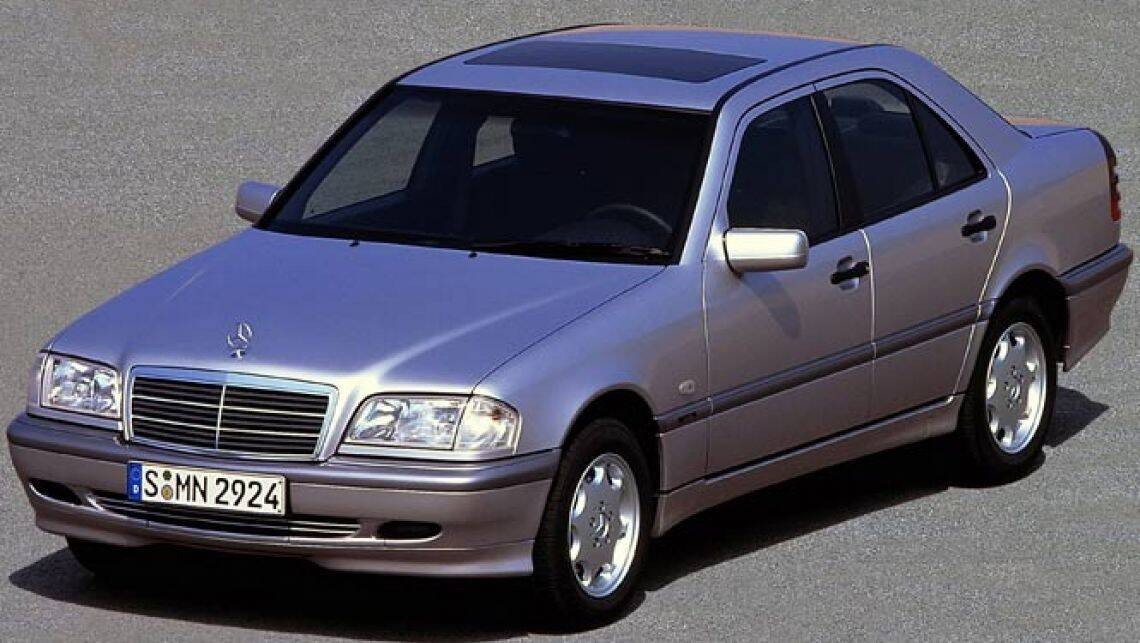 used car review mercedes benz c 180 1994 2001 car reviews carsguide. Black Bedroom Furniture Sets. Home Design Ideas