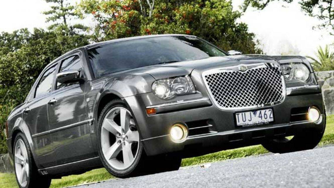 used car review chrysler 300c 2005 2006 car reviews carsguide. Black Bedroom Furniture Sets. Home Design Ideas