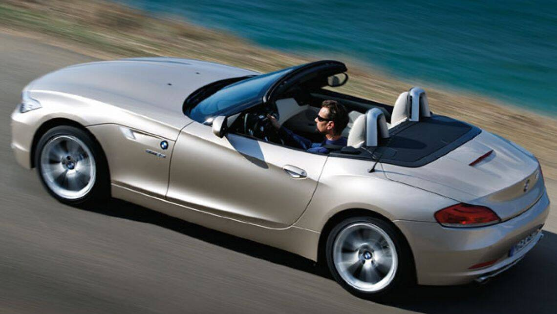 First Drive Bmw Z4 Roadster Car Reviews Carsguide