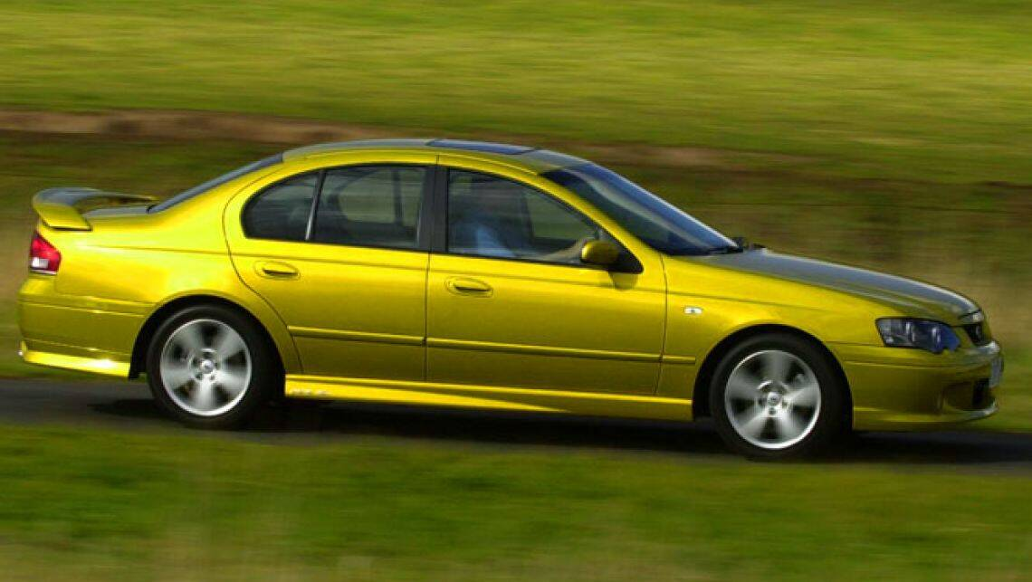 2004 ford falcon xr6 turbo review. Black Bedroom Furniture Sets. Home Design Ideas