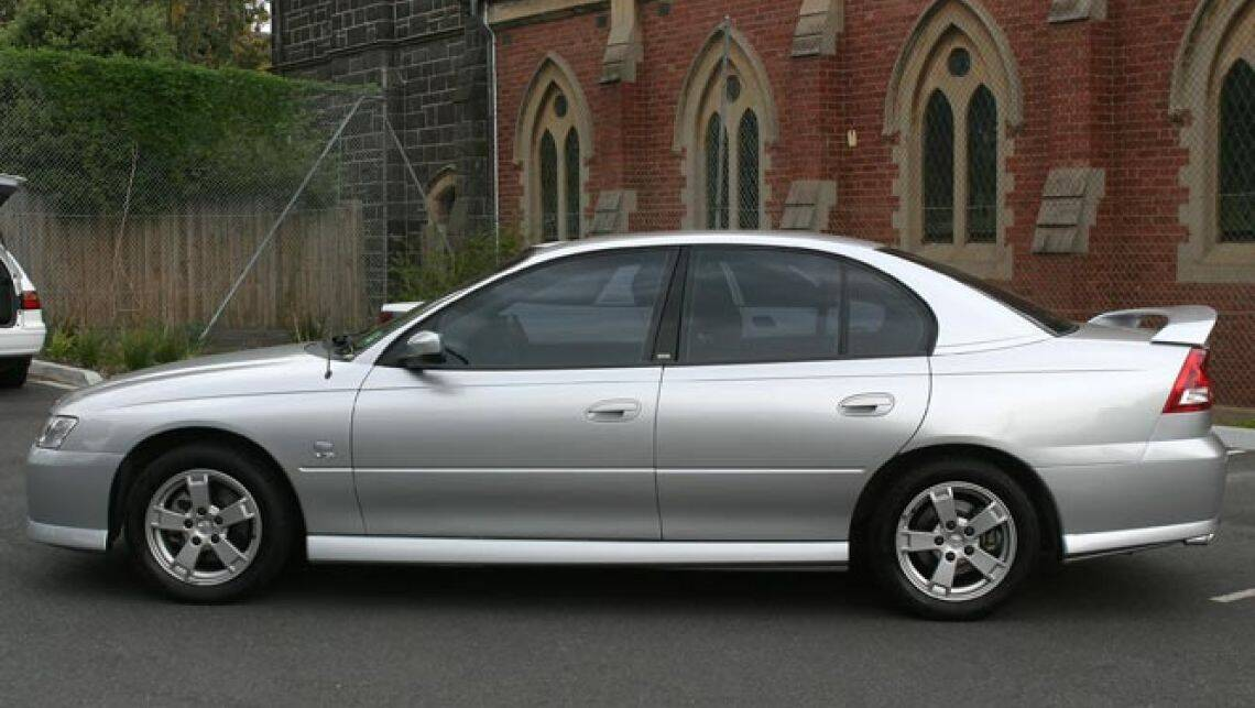 2003 Holden Berlina Used Car Review Holden Commodore Vy Vy