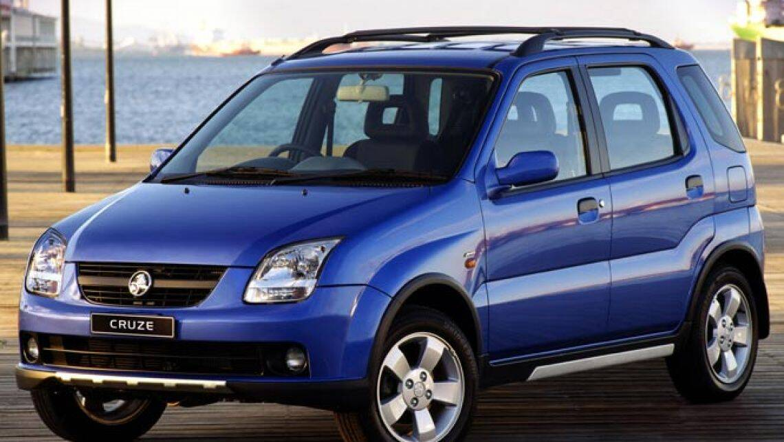 Used car review Holden Cruze 2002-2004: Car Reviews | CarsGuide
