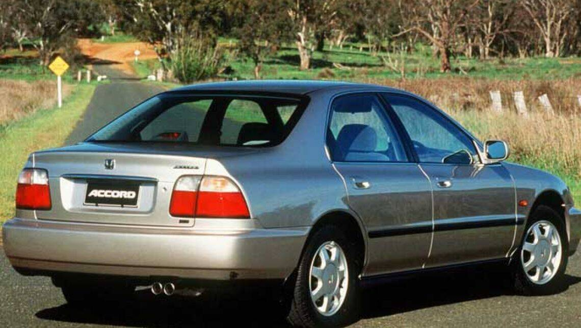 Used Car Review Honda Accord 1993 1997 Car Reviews