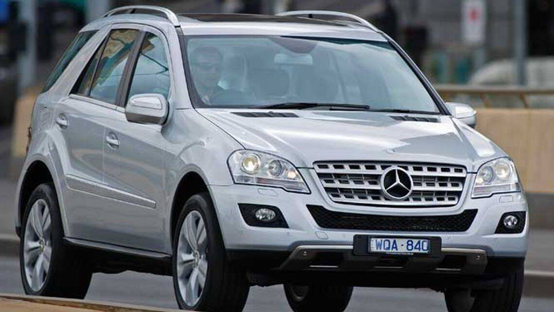2007 mercedes ml320 cdi road test review for Mercedes benz ml 320 cdi