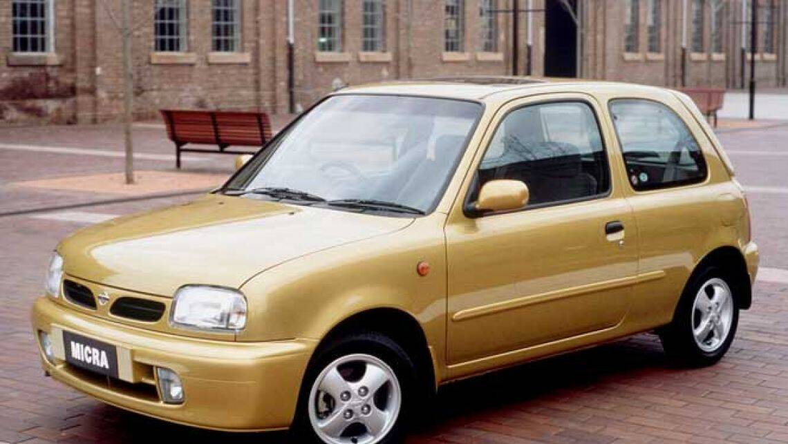 used car review nissan micra 1995 1998 car reviews carsguide. Black Bedroom Furniture Sets. Home Design Ideas
