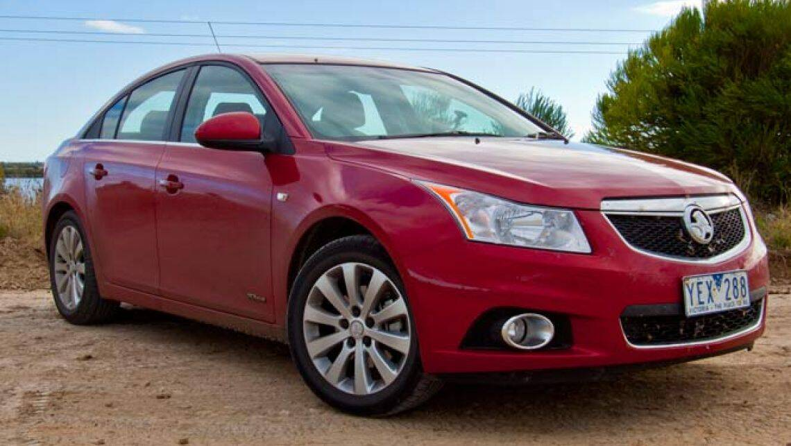 Holden Cruze Series Ii Review Car Reviews Carsguide