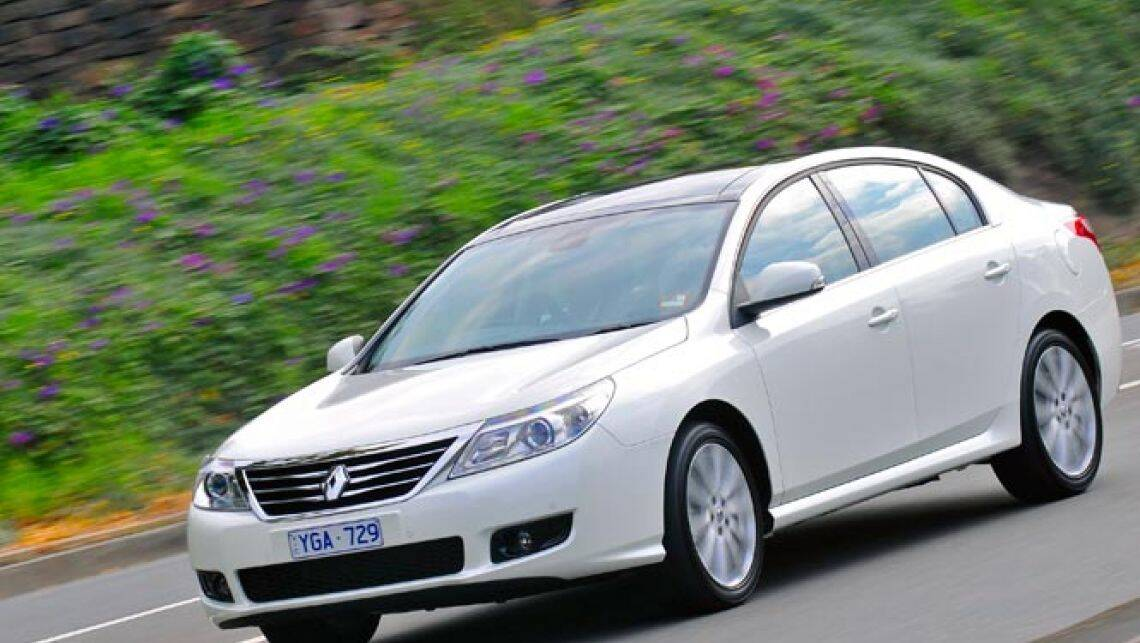renault latitude luxe v6 review car reviews carsguide. Black Bedroom Furniture Sets. Home Design Ideas