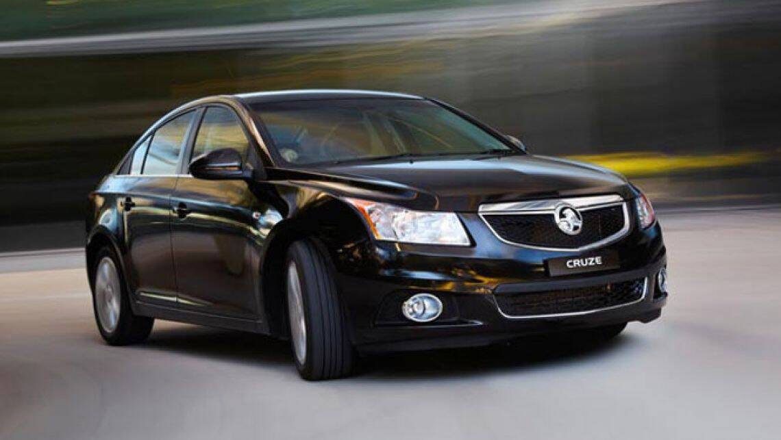 Holden Cruze Series Ii Cdx Review Car Reviews Carsguide