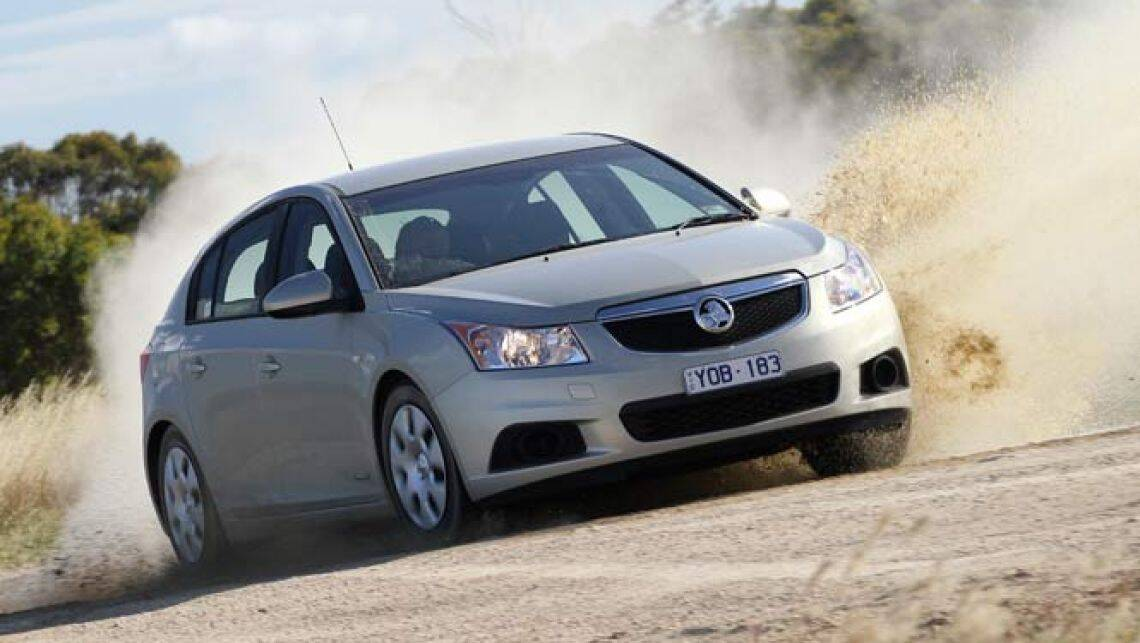 Coty 2011 Holden Cruze Car News Carsguide