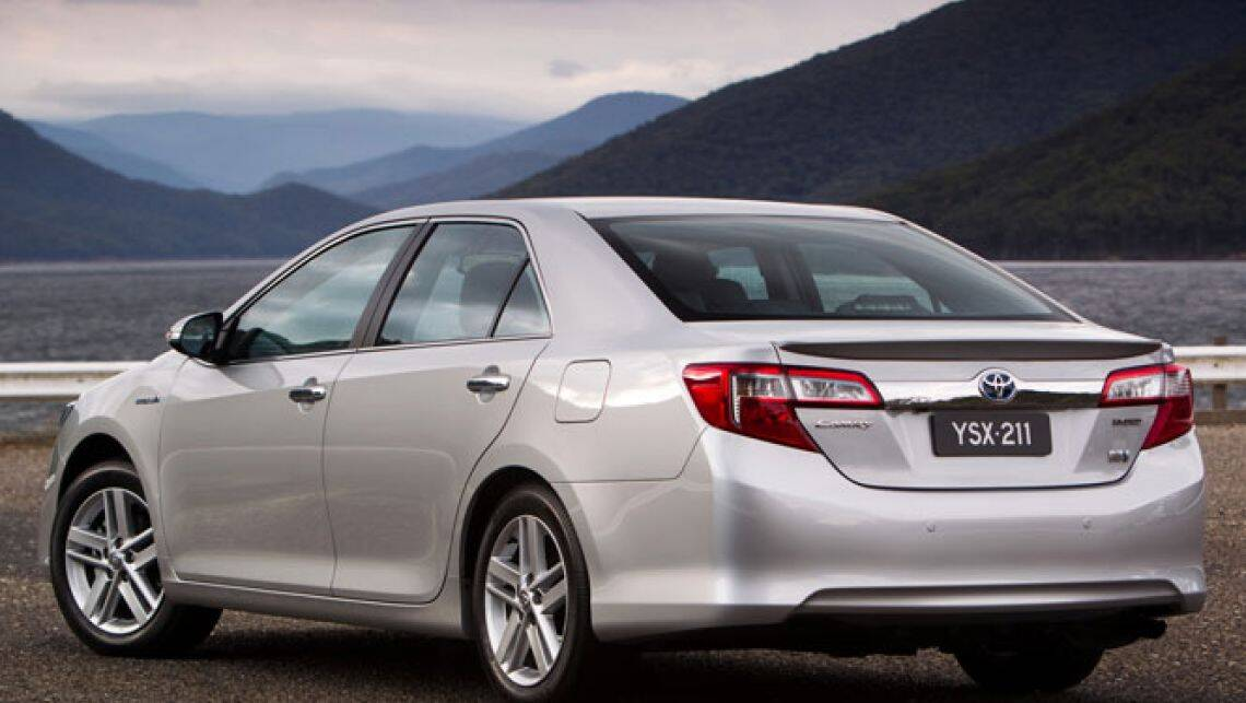 2012 toyota camry hybrid first drive review carsguide. Black Bedroom Furniture Sets. Home Design Ideas