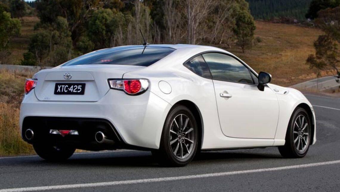 Toyota 86 GTS Auto review: Car Reviews   CarsGuide