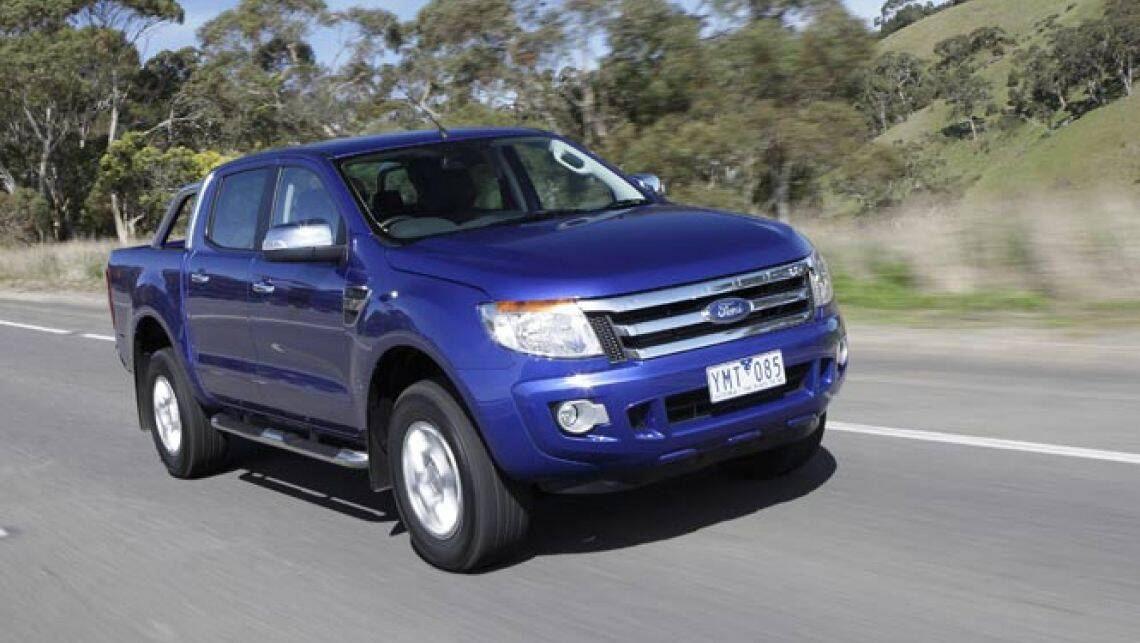 2014 ford ranger xlt cab 4wd review carsguide