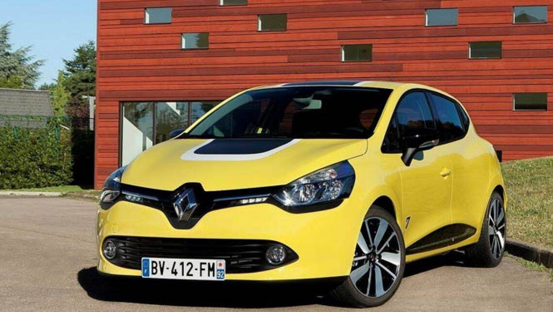 2014 renault clio expression tce 120 review carsguide for What does tce mean